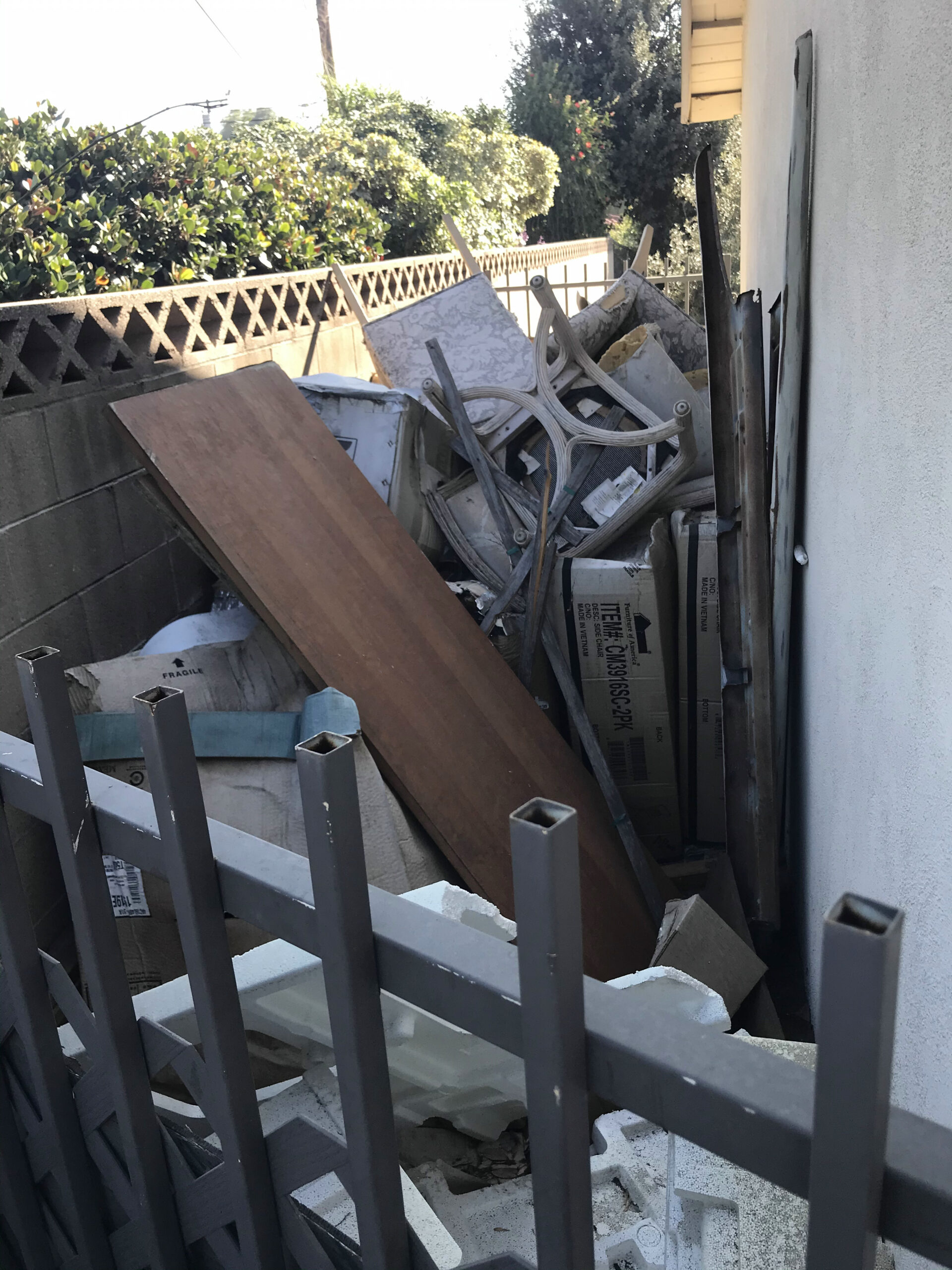 Eviction Cleanups